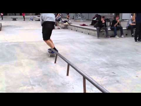 Henrik Hansen - The line (First Try)
