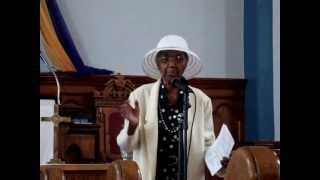 Jimmie Lou sings My Mother Prayed for Me