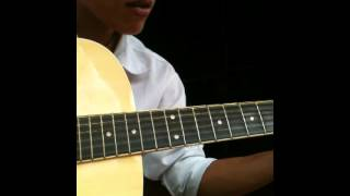 Chia đôi con đường-guitar-dương hạo nam