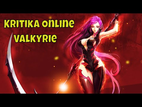 Kritika Online: Class Changing to Valkyrie