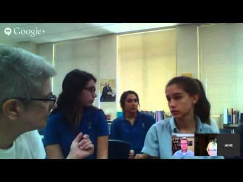 Janet Mambrino, EPICS teacher at Xavier College Preparatory -- INTERVIEW