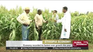 CCTV : Interview With Ethiopian PM Hailemariam Desalegn on Economy and Power Production