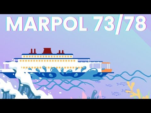 The MARPOL 73/78 (Brief history and its annexes)