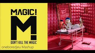 Sweet But Rude - MAGIC! vs. Ava Max (Mashup)