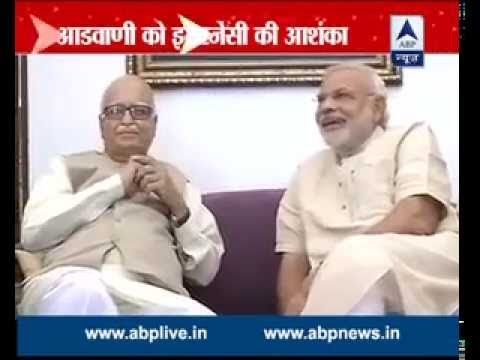 India can face emergency like situation anytime: Lal Krishna Advani