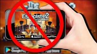 the Escapists 2: Pocket Breakout НЕ ЗАПУСКАЕТСЯ
