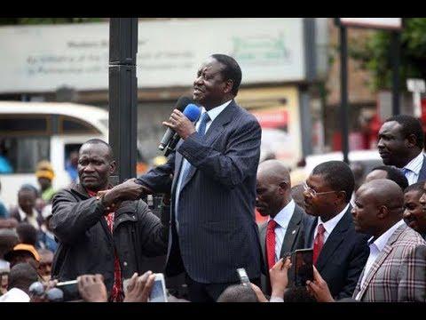 Post-analysis of Kenya police response to Raila Odinga's return and police reforms