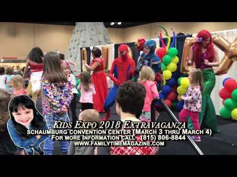 2018 Kids Expo Extravaganza