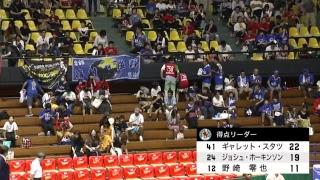 Fイーグルス名古屋vsアースフレンズ東京Z|B.LEAGUE EARLY CUP 2018 TOKAI 5位決定戦