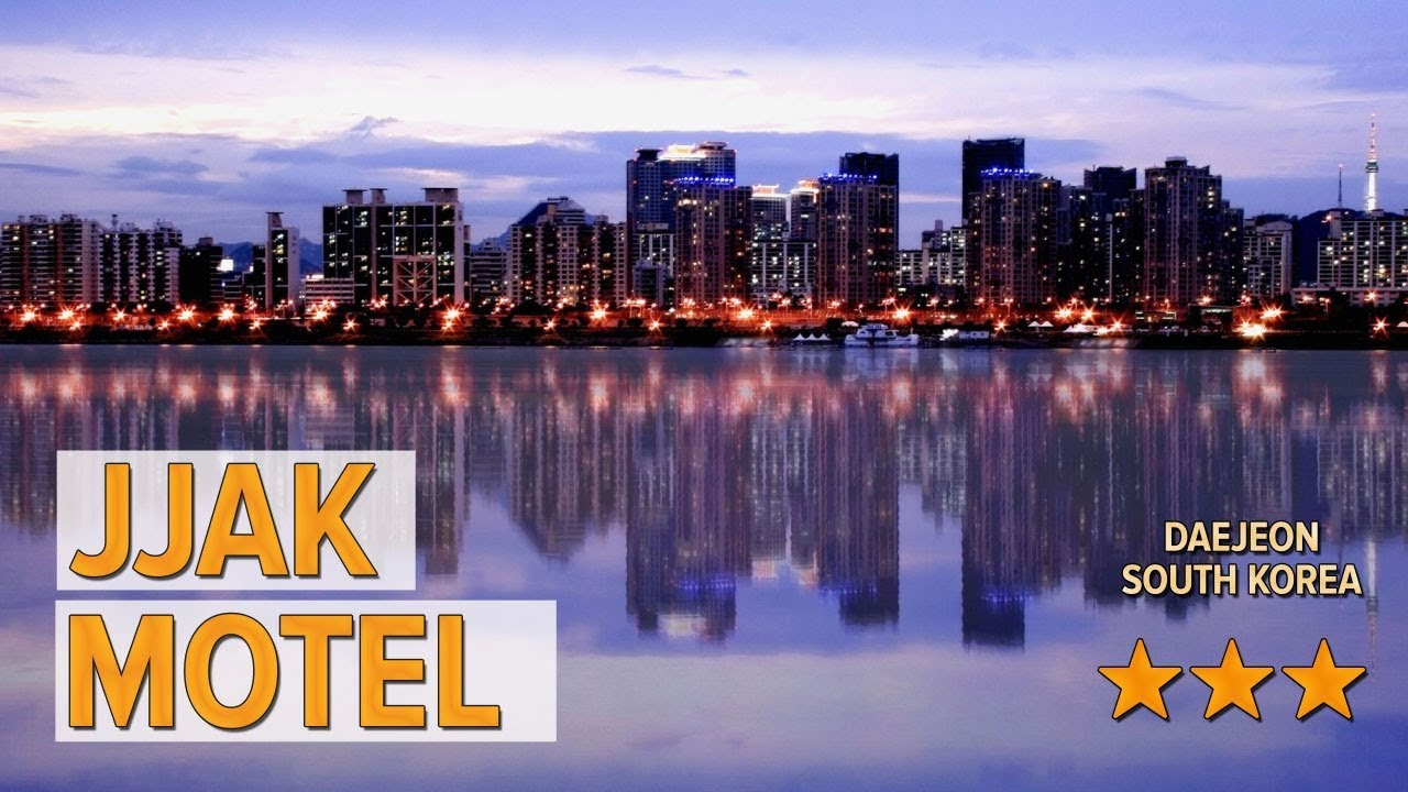 Jjak Motel Hotel Review Hotels In Daejeon Korean Hotels