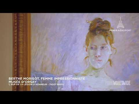 Coupr de coeur Paris Worldwide : Berthe Morisot au musée d'Orsay