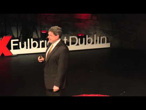 UN 2030 Sustainable Development Agenda | Patrick Paul Walsh | TEDxFulbrightDublin