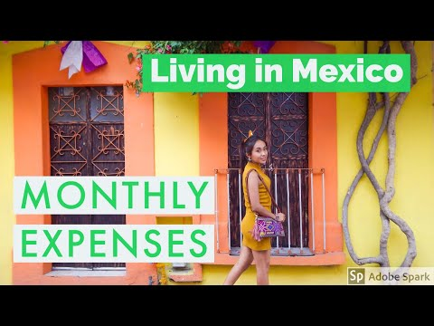 How much does it cost to live in MEXICO?   Cost of living in Queretaro & Apartment tour