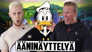 Kumpi puhuu paremmin Aku Ankkaa? feat. Jukka Rasila