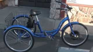 Floyd's New 1000w Electric Tricycle