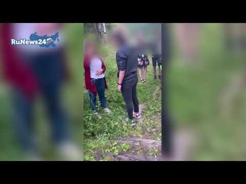 Девушку избили подростки в Иркутской области / RuNews24