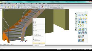 Advance Steel - Plans de fabrication et d