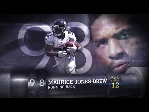 #98: Maurice Jones-Drew (RB, Jaguars) | Top 100 Players Of 2013 | NFL