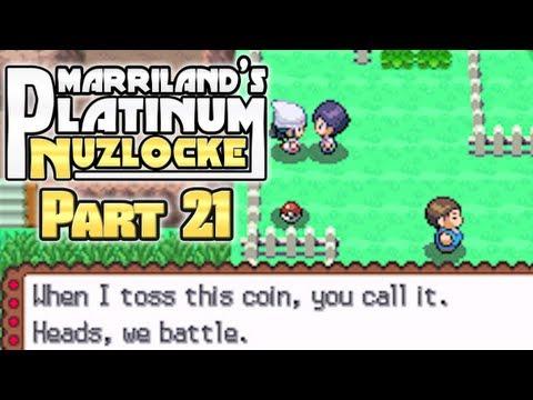 Pokémon Platinum Nuzlocke, Part 21: Coin Flip!