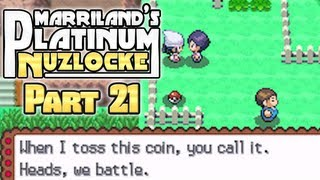 Pokémon Platinum Nuzlocke, Part 21: Coin Flip!