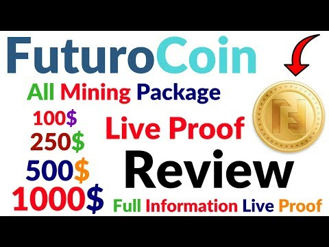 FuturoCoin All Mining Package Live Review 100$ 250$ 500$ 1000$ Cloud Mining Full Information Hindi