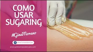 ★★★Como usar sugaring (Azuquítar) How to use sugaring★★★