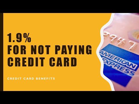 Get Paid For NOT Paying Credit Card | Plan It From American Express | Amex Pay It Over Time