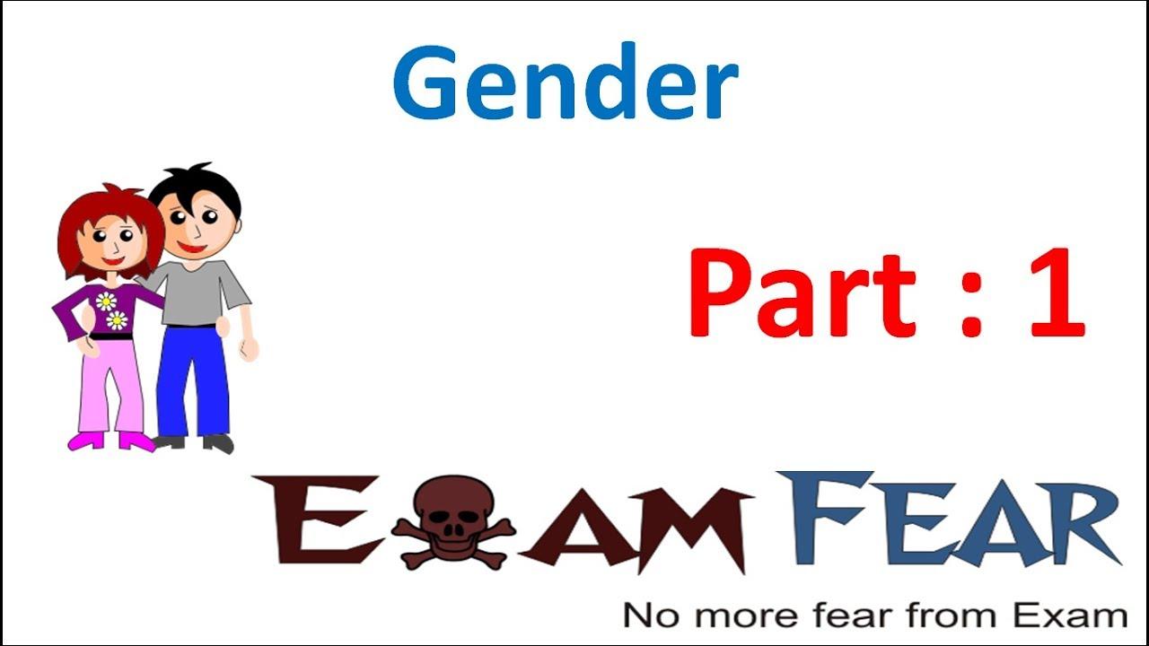 hight resolution of English Grammar Gender (English) Part 1: Masculine and Feminine Gender -  YouTube