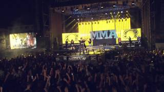 Faydee Habibi Can T Let Go LIVE Media Music Awards 2014