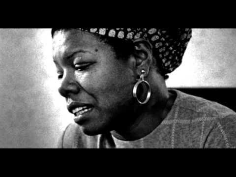 Maya Angelou   One More Round   Woman Work
