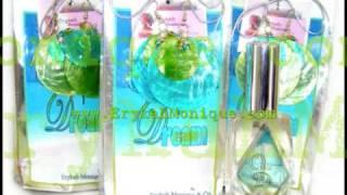 """ocean Dream/jewel"" Bahamas Island Fragrance By Erykah Monique"