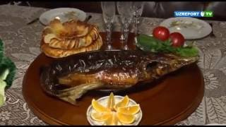Кулинарный мастер-класс со Сталиком Ханкишиевым