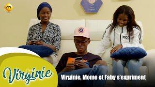 L'interview - Virginie, Momo et Faby s'expriment.....