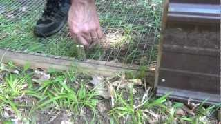Diy Outdoor Rabbit Pen