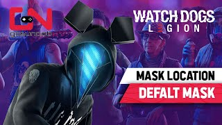 Watch Dogs Legion Defalt Mask Location Easter Egg - How To Get Underwater Mask Guide