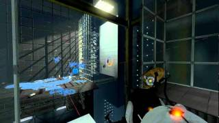 Portal 2 Chapter 9 - The part where he kills you part 1