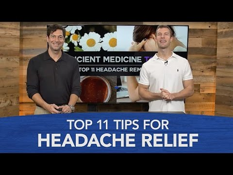 Headache Remedies: Top 11 Tips for Headache Relief