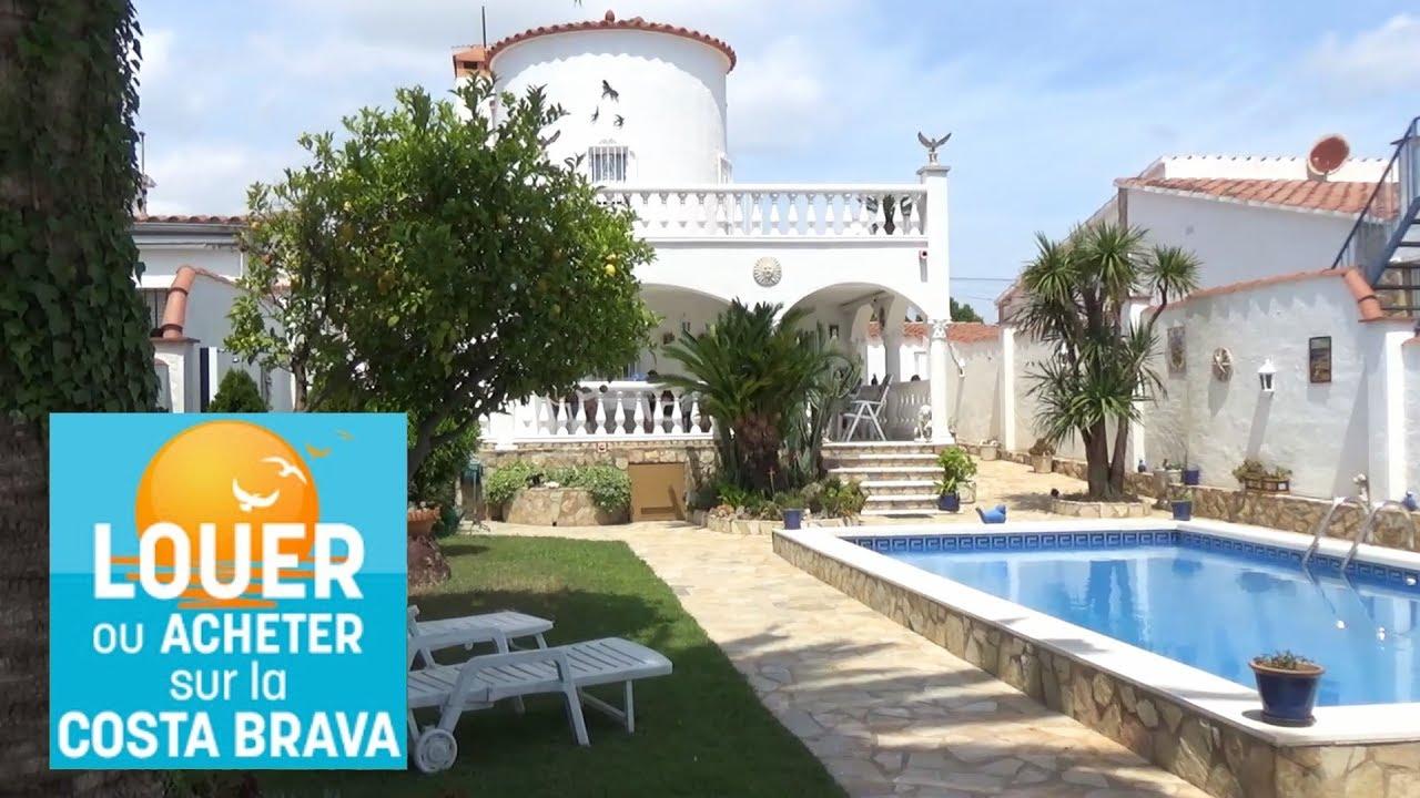 Villa Avec Amarre Empuriabrava - Immobilier Costa Brava Vogt U0026 Marin