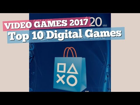 Top 10 Digital Games Playstation 3 Collection // Video Games 2017
