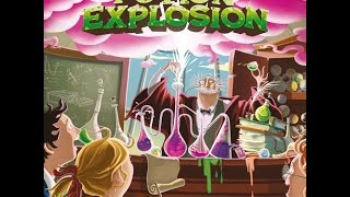 Dad vs Daughter - Potion Explosion