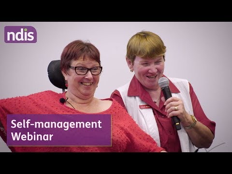 Join us for the NDIS Self-management webinar