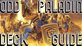 ODD PALADIN DECK GUIDE   HEARTHSTONE ROMANIA