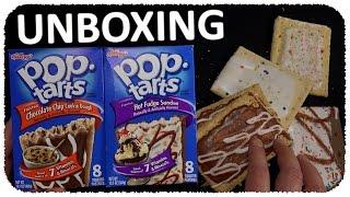 Kellogg's Pop-tarts | Unboxing