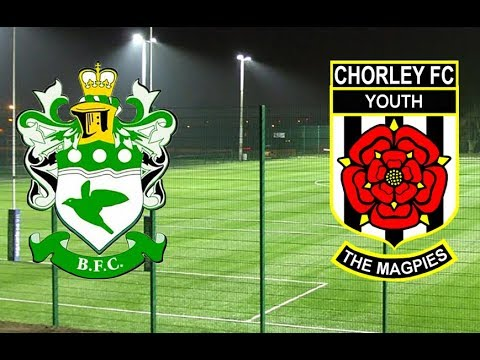 Chorley FC Youth U16's vs Burscough FC (Friendly)