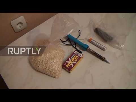 Russia: FSB raids suspected militant hideout in Moscow