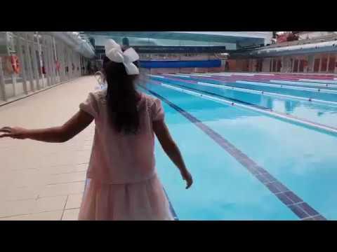 Inauguracion Piscina Tiro De Linea Youtube