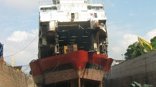Texel Teso The Most Ugly Ship in the world, Halani 1