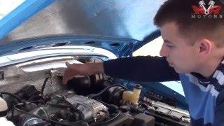 """ГАЗ-21 с 1UZ-FE Pro-touring """"Василек"""""""