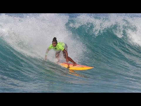 Durban-based female surfer making waves and dispelling biases