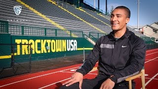 Pac-12 Living Legend: Oregon's Ashton Eaton